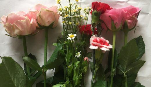 お花の宅配便 7月2便。